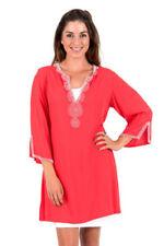 Rayon Solid Dresses Kaftan
