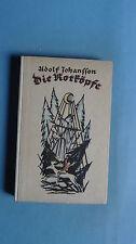 16/6/17 - Adolf Johansson - Die Rotköpfe  - 1921 1.-4. Tausend