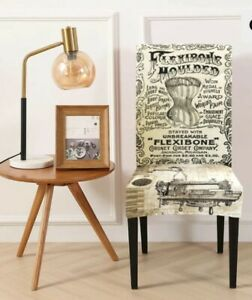 Unique Chair covers Steampunk Style