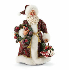 Clothtique Possible Dreams 'Day of Mirth' Santa 4055554 Department 56
