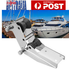 Hinged Bow Roller 316 Stainless Steel Boat Aid Retrieval Storage of Anchor AU
