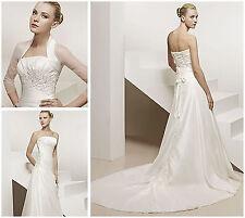Plus Size Chiffon Ronald Joyce Wedding Dresses
