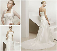 Plus Size A-line Ronald Joyce Wedding Dresses