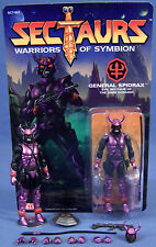 Sectaurs General Spidrax by ZICA Toys