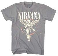 NIRVANA T-Shirt Galaxy In Utero New Authentic Rock Alternative S M L XL XXL