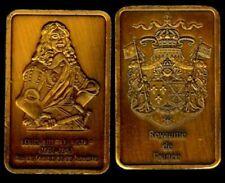Monnaies royales françaises de Louis XIII en bronze à Louis XVI sur Louis XIII