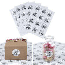 60pcs Grad 2019 Seal Stickers Paper Labels for DIY Graduation Gifts Packaging O