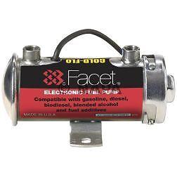 Electric Fuel Pump-SOHC NAPA/BALKAMP-BK 6101076