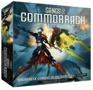 Games Workshop Warhammer 40K Gangs of Commorragh Dark Eldar Brand New!