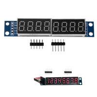 MAX7219 8-Digit LED Serial Display Module Digital Tube For Arduino Raspberry Pi-