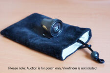 POUCH CASE for Viewfinder Finder Lens 40mm 35mm 20mm 28mm 50mm 15mm 21mm 18mm