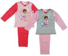 Schlafanzug Kinder Pyjama SET DOC McStuffins 80 86 92 98 104 Shirt Hose Anzug
