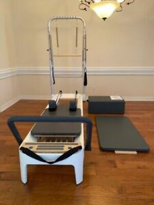 Pilates Reformer Balanced Body Allegro 2 with Tower. Slightly Used