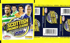 Panini SPL 2010 - New Sealed Packet - Stickers Scottish Premier League