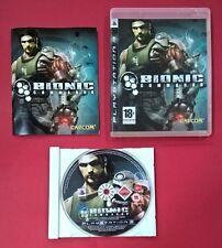 Bionic Commando - PLAYSTATION 3 - PS3 - USADO - MUY BUEN ESTADO