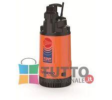 Pompa PEDROLLO TOP MULTI TECH 2 0,75 Hp multigirante automatica pozzo cisterna