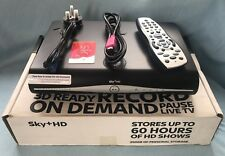 SKY+ HD BOX 500GB WITH BUILT IN WIFI PLUS REMOTE CONTROL + VIEWING CARD DRX890WL