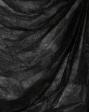 10x20 Sheer Gossamer Cloth Decorating Photography Backdrop Black FC181