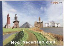 Prestigeboekje nummer 29 - Mooi Nederland 2010