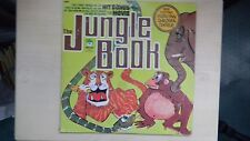 Peter Pan Records Hit Songs from the Movie THE JUNGLE BOOK LP