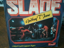 "slade""gudbuy t'jane""""single 7"".ori.germany.polydor:2058312.de 1972."