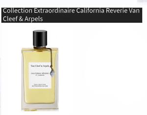 Van Cleef & Arpels California Reverie 2ml 5ml 10ml