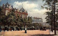 London Großbritannien AK 1906 Cecil Savoy Hotel Oilette Verlag Tuck gelaufen