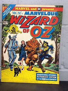 Marvelous Wizard of Oz (1975 Marvel) #1 - High Grade