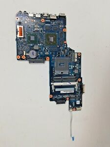 Original Toshiba Satellite C855-22M FAULTY AMD Motherboard H000032320 For Parts