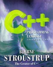 The C++ Programming Language (3rd Edition) by Stroustrup, Bjarne, Good Book