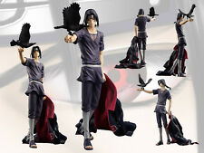 Collections Anime Figure Toy Naruto Uchiha Itachi Figurine Statues 20cm