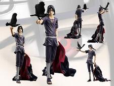 Collections Anime Figure Toy Naruto Uchiha Itachi Figurine Statues 20cm