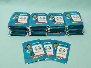 Panini Euro EM 2020 Preview 200 Tüten / 1000 Sticker