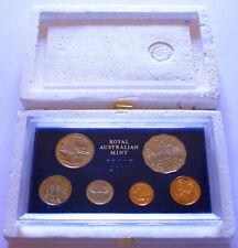 1976 Australian 6 coin Proof Set