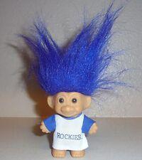 "3"" Colorado Rockies Baseball Game Sports Russ Troll"