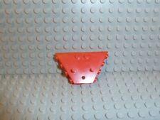 LEGO® Eisenbahn 1x 3145 Tipper Endflat mit Pins Rot Train 724 371 180 130 F1095