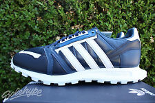 ADIDAS WHITE MOUNTAINEERING RACING 1 SZ 11 COLLEGIATE NAVY WHITE S81911