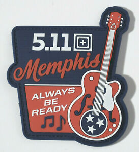 5.11 TACTICAL ~ ** MEMPHIS GRAND OPENING EXCLUSIVE ** MORALE PATCH ~ LAST ONE!!!