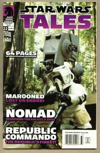 Star Wars Tales #22-2005 vg+ 4.5 Newsstand Variant Photo cover