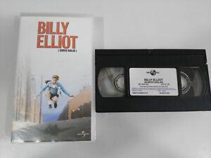 Billy Elliot Want Dance Stephen Daldry VHS Tape Spanish - 2T