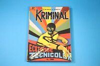 KRIMINAL PRIMA EDIZIONE ORIGINALE ED. CORNO N° 27 [KR-027]