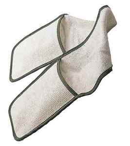 KITCHENCRAFT Double Oven Glove/Mitt - Heavy Duty Thermal Lined. 100% Cotton.