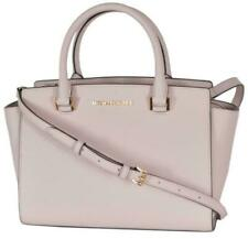 Michael Kors Selma Medium Top Zip Satchel Bag - Blossom
