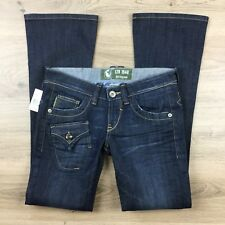 LTB by LittleBig Boot Cut Cyber Crawl Size 27/32 Women's Jeans NWT (CA7)