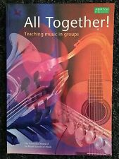 All Together! Teaching music in groups (ABRSM Publishing) - Shop display