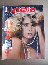 MONELLO n°31 1977 Corinne Clery Inserto Boney M Andrea Mingardi  [G547]