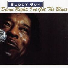 Guy, Buddy : Damn Right, Ive Got the Blues CD