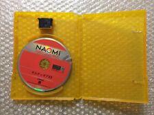 "Guilty Gear XX Sega Naomi GD Rom ""No Flyer"" Arcade Japan"