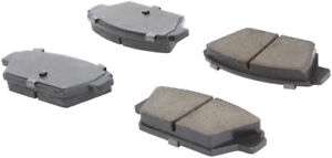 Disc Brake Pad Set Rear Centric 105.03290
