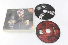Sega Dreamcast Virtua Fighter 3tb Project Berkley NTSC-J Japan version Game